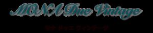 インポート古着・ヴィンテージアイテムのオンラインショップ|MONA Due Vintage(モナ ドゥエ ヴィンテージ)